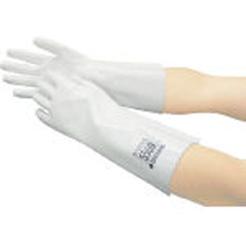 Rubber Gloves Dailove 5500 for Strong Solvent Long Type