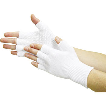 Anti Skid Gloves, Half Finger