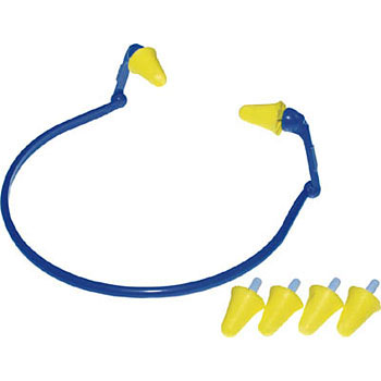 "Ear Plugs, ""Ear Flex"""