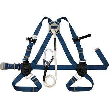 Full harness safety band Musou (with lanyard)