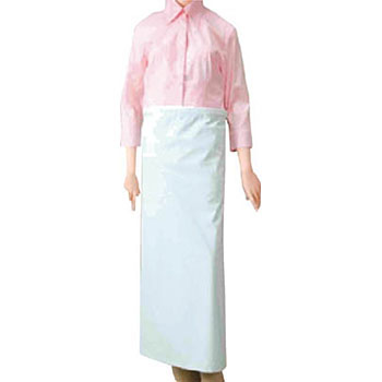 New Touch Apron Below Waist