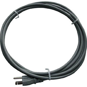 Power Cord 3m, Gray