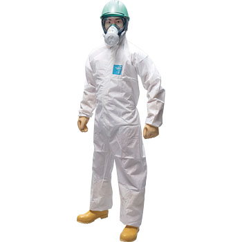 Disposable Chemical Protective Clothing