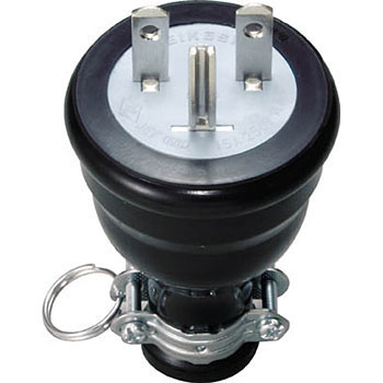Meiko Water Proof Plug Grounding 2P
