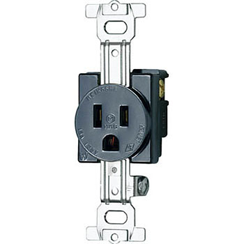 Grounded Outlet 2P
