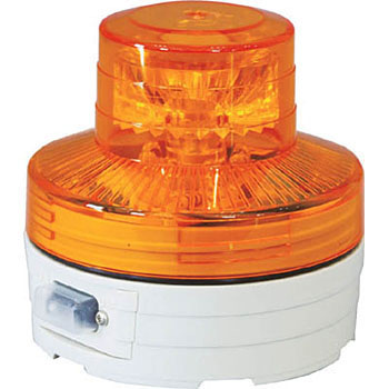 Battery Operated LED Revolving Light, Nicoufo, Constantly Lit Type