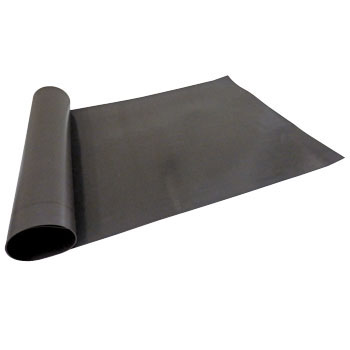 High Density Urethane Sheet Black