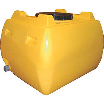 Polyethylene Tank, Home Rolly