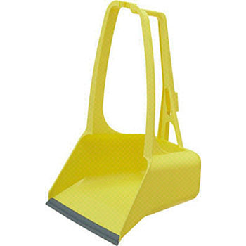 Handled Dust Pan