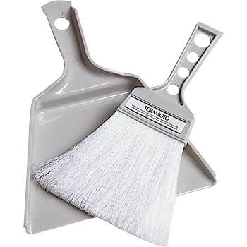MM Table Broom Set, Grey