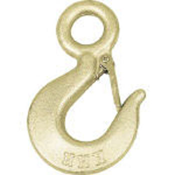 Eye Hook, with Latch