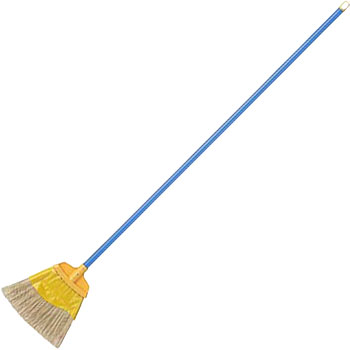 Garden Broom, Blue