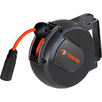 TRIENS Air Hose Reel Inside Dia 6.5mmx6m