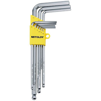 Ball point hex key wrench stubby short type,Horo Wrench