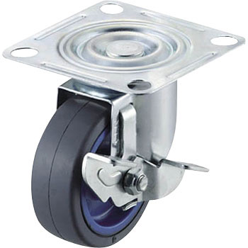 Swivel Caster, Nylon-Wheel