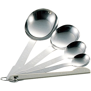 18-0 Measuring Spoon Set