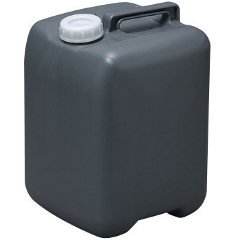 Polyethylene Container, Shading
