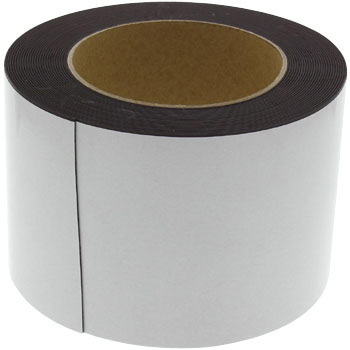 Magnet Roll Adhesive