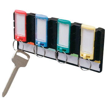 Snap-In Key Hangers