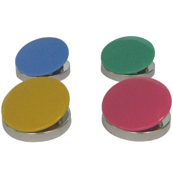 Coloured Magnetic Hooks