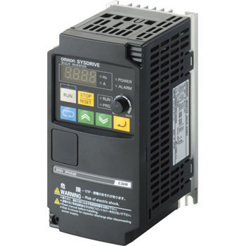 Simplied Compact Inverter 3G3JX