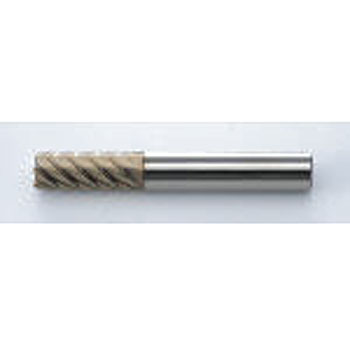 HM Court multi-blade square end mill