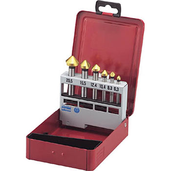 Countersink Set Titanium