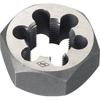 Hex Re Threading Nut Dies, Fine