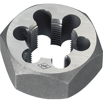 Hex Re Threading Nut Dies, Coarse