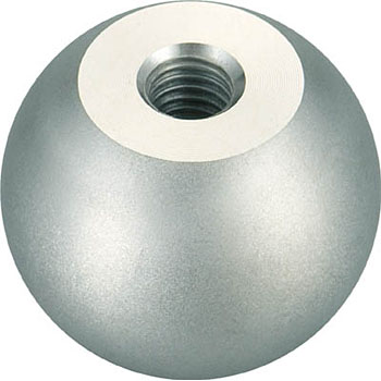 Stainless steel grip ball