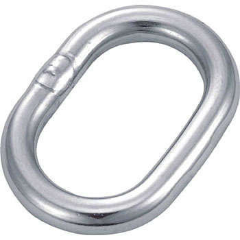 Stainless Oval Link