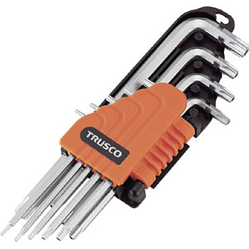 Hexalobular Internal Wrenches 9PC