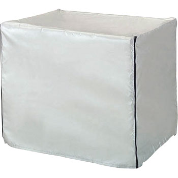 Box Pallet Cover, Silver