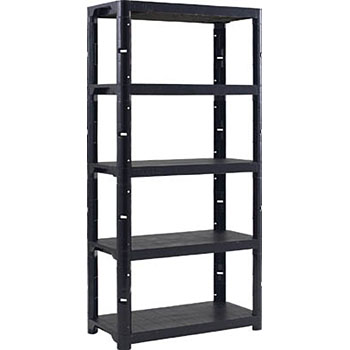 Plastic Rack, Shelving Gap 372mm Each