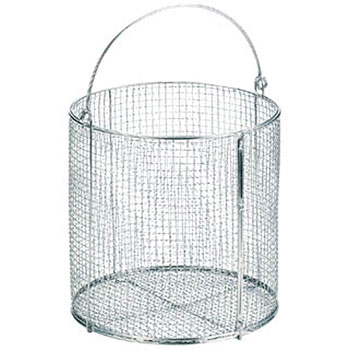 Stainless Steel, Washing Basket, Round Shaped