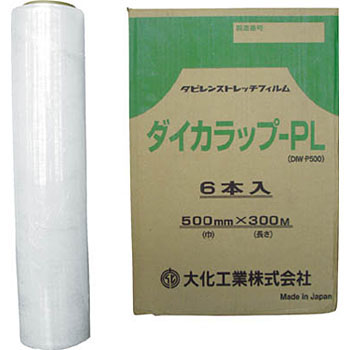 Stretch Film, DAIKA WRAP-PL