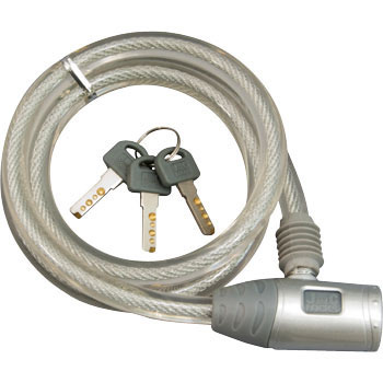 Dimple Key Wire Lock