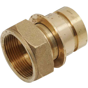 Plug In Coupling Female Screw x Plug In Male