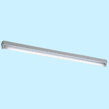 Trough-shaped instrument FHF32W x 1-lamp