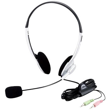 Headset, Two-Ear Neckband Type