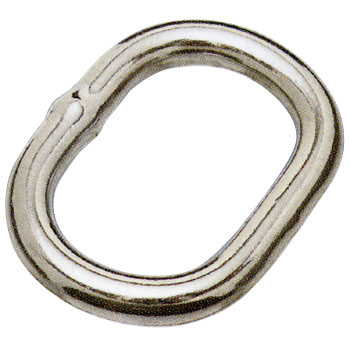 Stainless Steel Oval Links