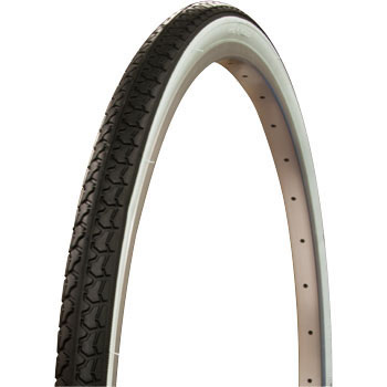 Tyre Tube Set, Black/White