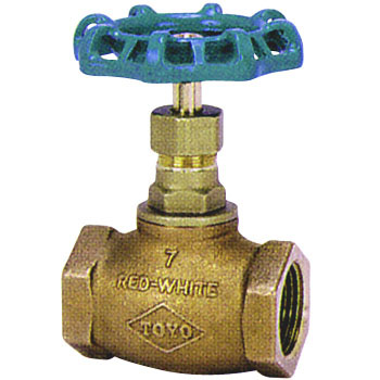125 Type, Bronze Globe Valves