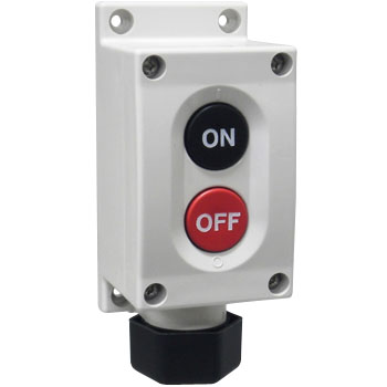 Operation for Pushbutton Exposed Type, Rain-Proof Type
