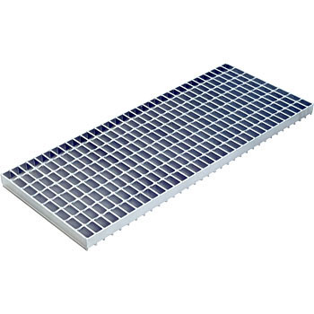Crimping Type Grating
