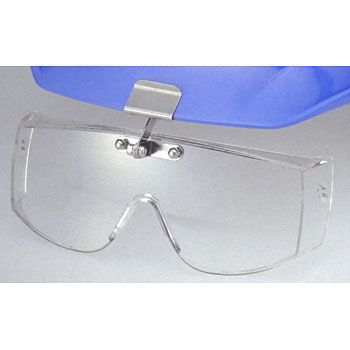 Helmet Mounting Protective Glasses