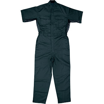 Antibacterial and Deodorize Short Sleeved Jumpsuit