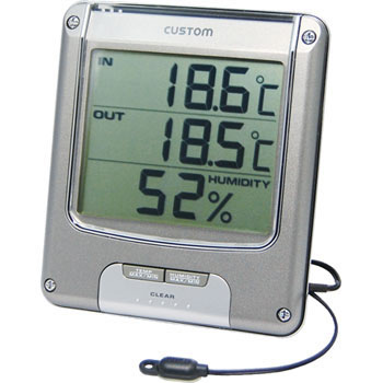 In/Out Digital Thermo-Hygrometer