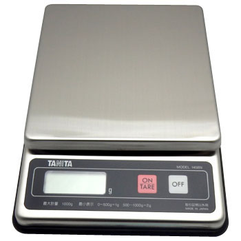 Stainless Steel Tabletop Scale