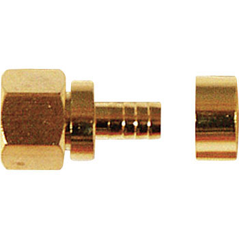 4C Connector, Gold Plated